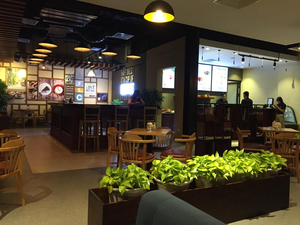 quán cafe flc luxury hotel sầm sơn
