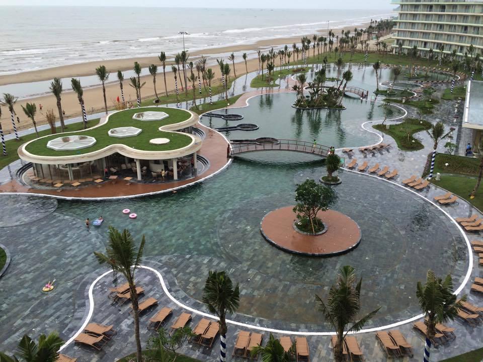 nghỉ dưỡng tại FLC Sầm Sơn