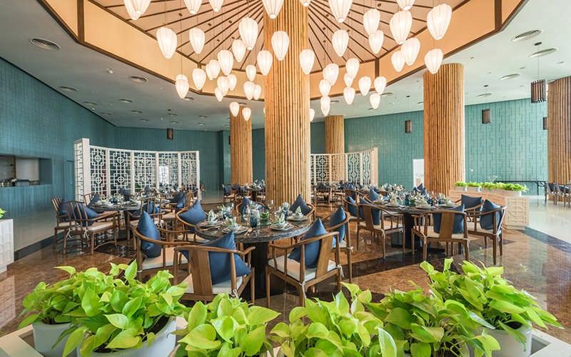 Nhà hàng tại FLC Grand Hotel Sầm Sơn