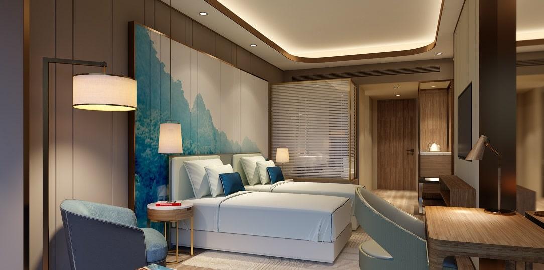 phòng ngủ flc grand hotel sầm sơn