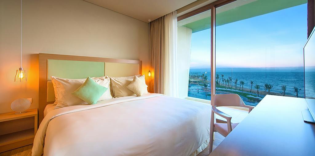 phòng ngủ của flc luxury hotel sầm sơn
