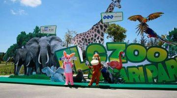 Sở thú FLC Quy Nhơn : Sở thú hoang dã đầu tiên tại Quy Nhơn