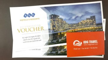 Đi du lịch nghỉ dưỡng siêu tiết kiệm với Voucher FLC Quy Nhơn giá rẻ