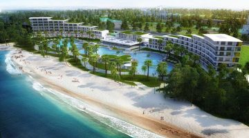 FLC Sầm Sơn beach – khu nghỉ dưỡng ven biển Sầm Sơn