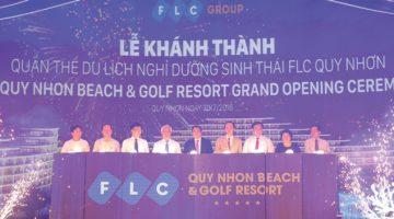 Khai trương FLC Quy Nhơn với tổng đầu tư hơn 7000 tỷ