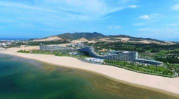 """FLC Quy Nhơn Hotel – """"tàu Mariner of the sea đang đỗ ở cảng biển Thượng Hải"""""""