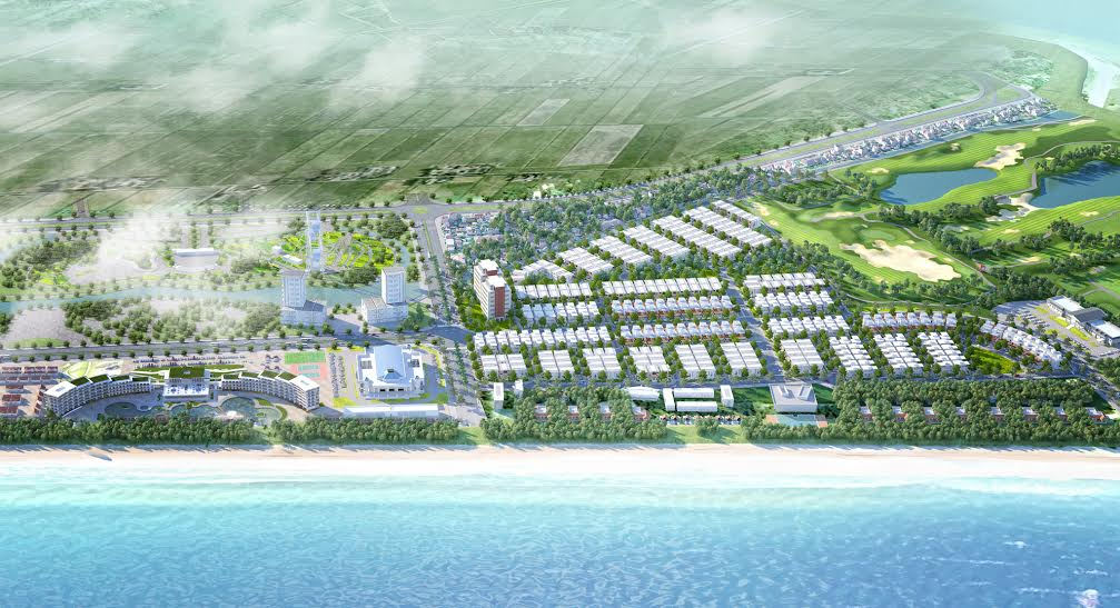 flc sầm sơn beach & golf resort