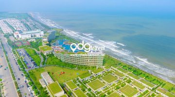 Du lịch nghỉ dưỡng sang chảnh tại khu FLC Sầm Sơn