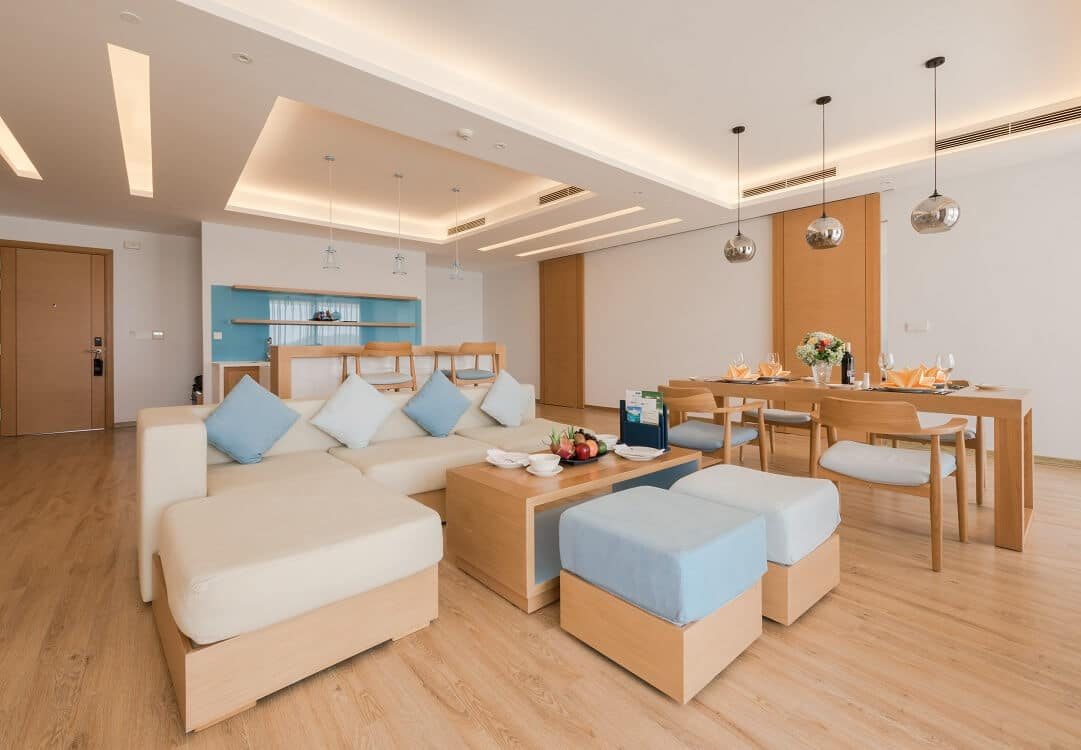 Family Suite Plus Deluxe - FLC Luxury Hotel Quy Nhơn