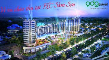 Vi vu chào thu siêu rẻ với gói nghỉ dưỡng tại FLC Sầm Sơn