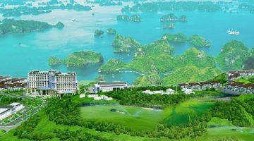 FLC Hạ long Bay Golf Club & Luxury Resort  – Di sản Nằm trong Di Sản