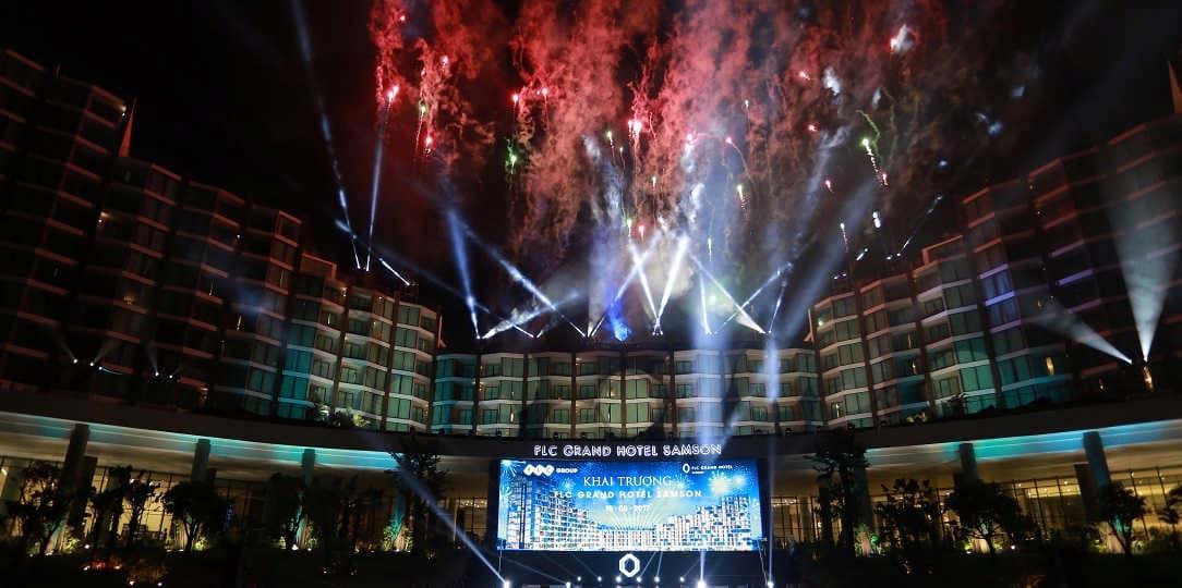 Đón năm mới tại FLC Sầm Sơn