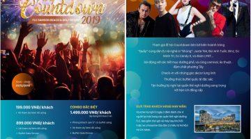 Đón năm mới tại FLC Sầm Sơn và Quy Nhơn với 1 chương trình ĐẶC BIỆT