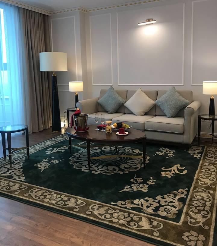 Phòng khách FLC Grand Hotel HaLong