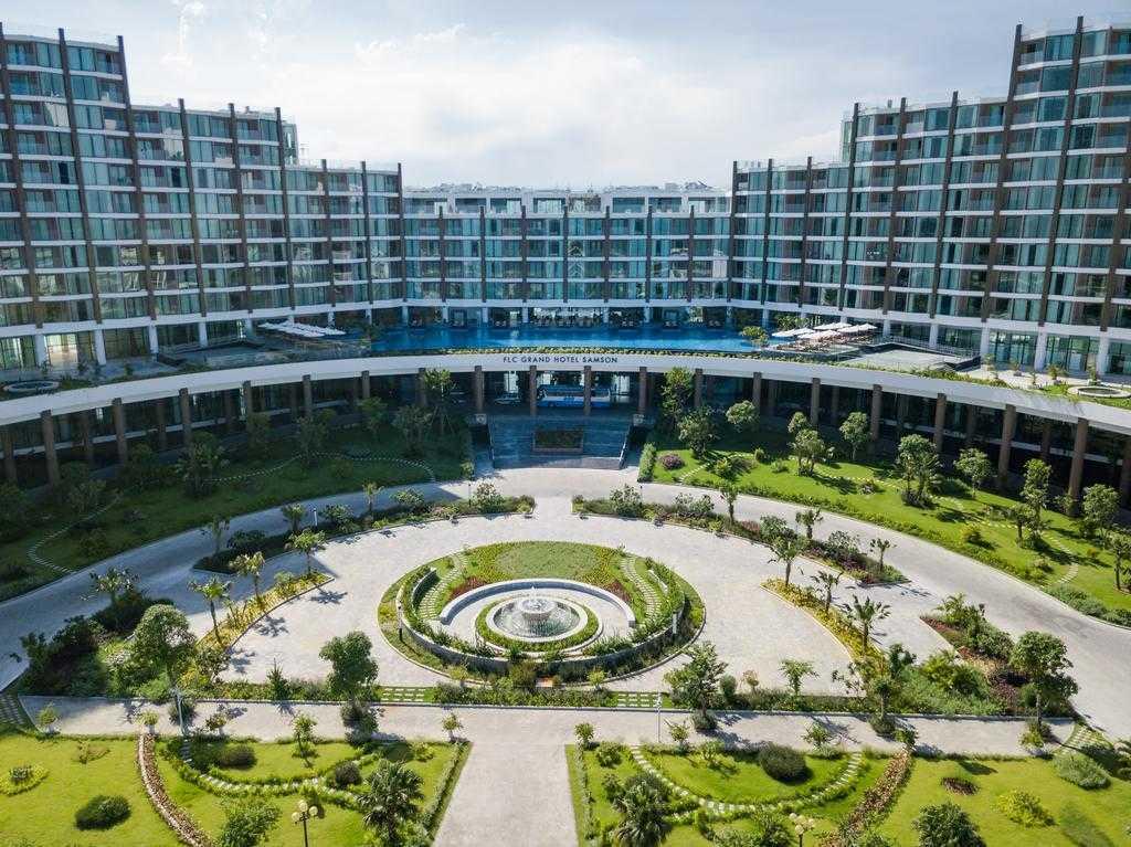 khách sạn flc grand hotel sầm sơn