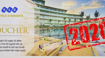 Bảng giá phòng khách sạn FLC sử dụng Voucher 2020